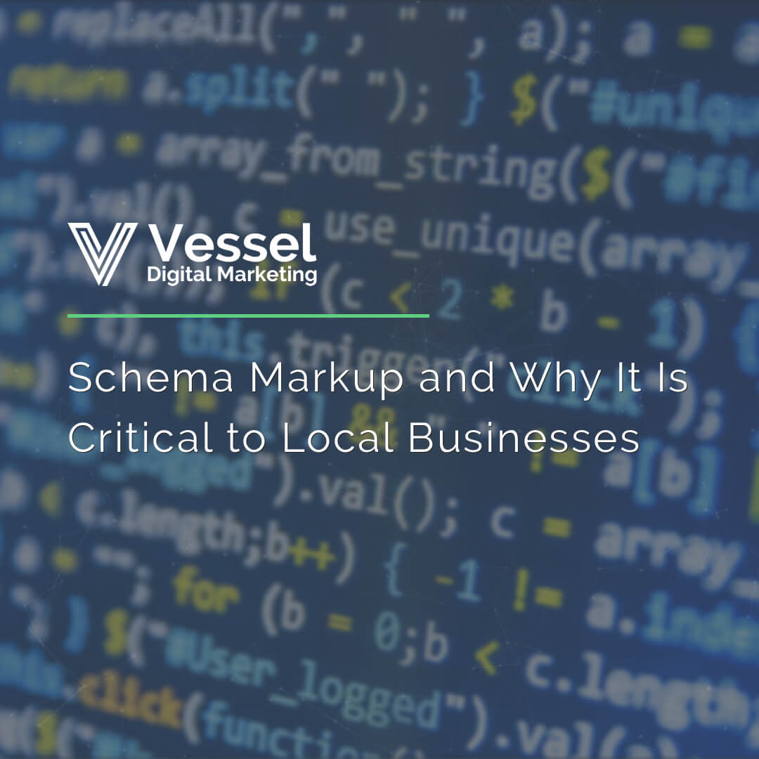 Schema Markup and Why It Is Critical to Local Businesses